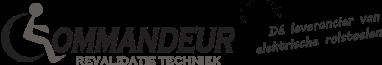 Logo Commandeur Revalidatie Techniek